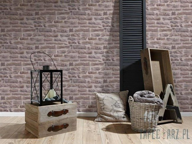 Tapeta ścienna AS Creation 35580-1 Best of Wood'n Stone 2
