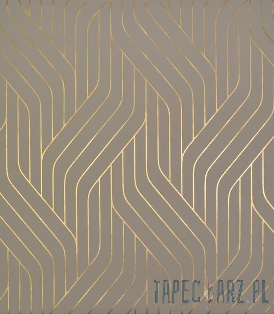 Tapeta ścienna York Wallcoverings NW3518 Modern Metals