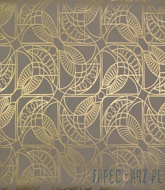 Tapeta ścienna York Wallcoverings NW3526 Modern Metals