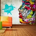 Fototapeta - Graffiti beauty