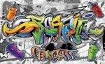 Fototapeta Kolorowe graffiti 2295