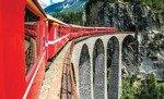 Fototapeta Podróż przez wiadukt kolejowy 1338
