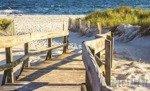 Fototapeta Pomost na plażę 1214
