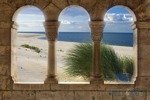 Fototapeta Widok na piaszczystą plażę 774