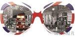 Fototapeta na flizelinie Londyn w okularach 732